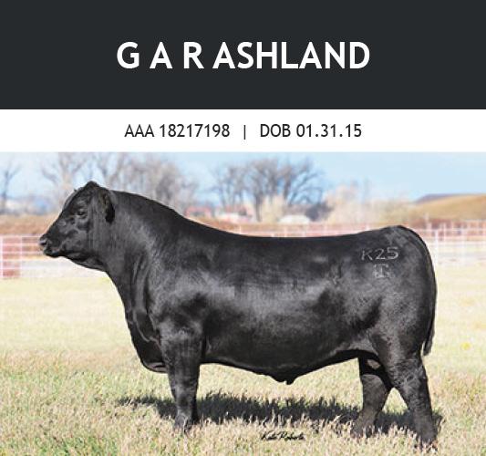 GAR Ashland